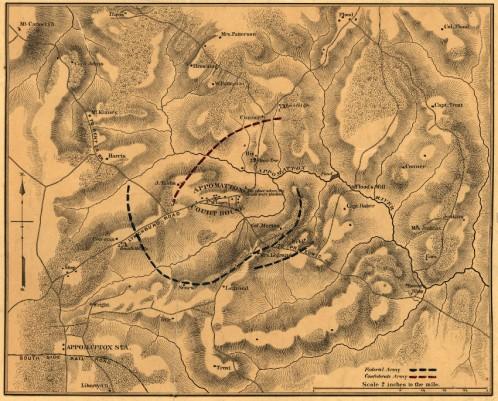 Appomattox April 9 click to enlarge