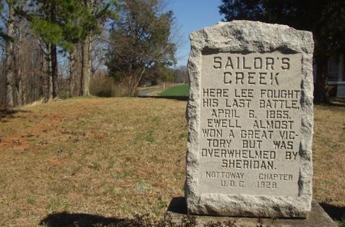 sailors-creek-marker