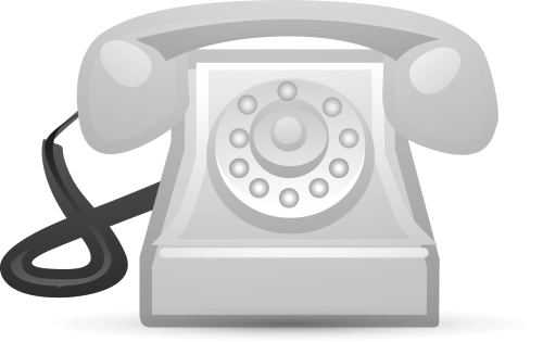 telephone graphicstock