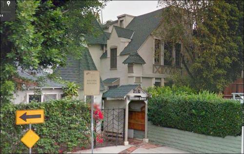 the old chaplin house