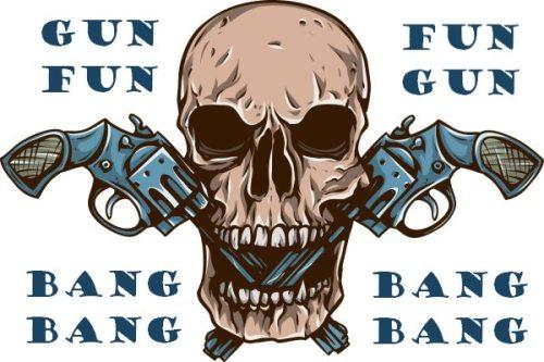 fun gun bang  bang