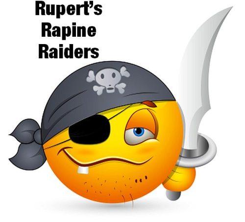 Rupert's Rapine Raiders