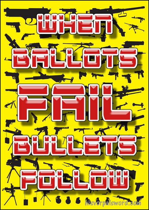 bullets ballots © hart williams