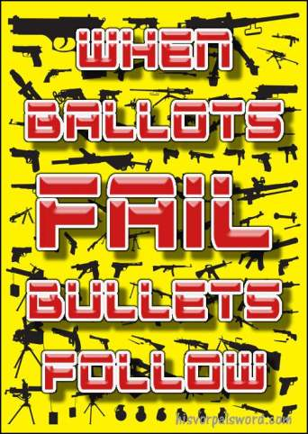 bullets ballots © hart williams