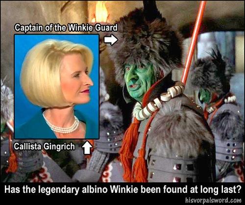 callista gingrich albino winkie2