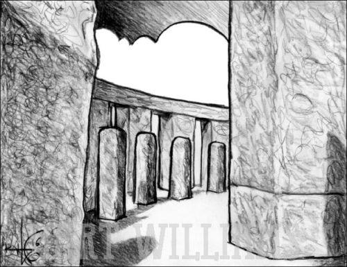 eighteen inches (stonehenge)