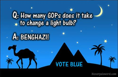 gop light bulb benghazi