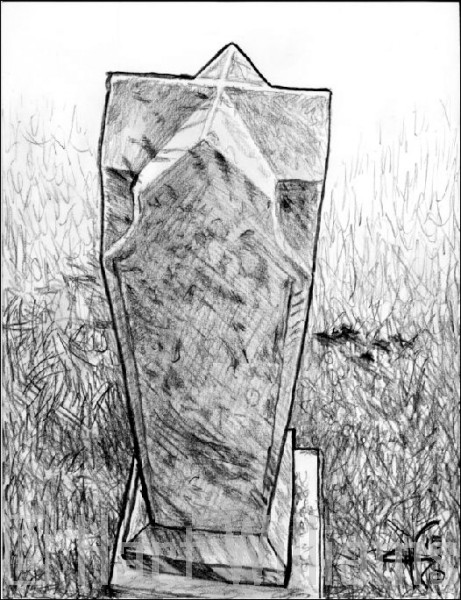 gravestone dorrance kansas