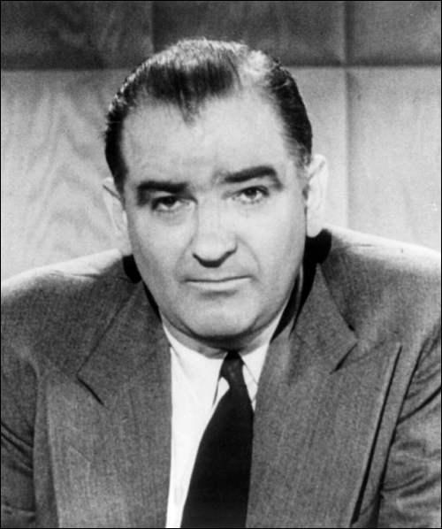 Joseph R McCarthy public domain