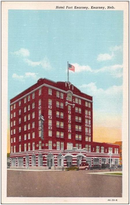 fort kearney hotel