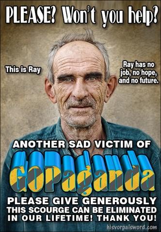 gopaganda victims