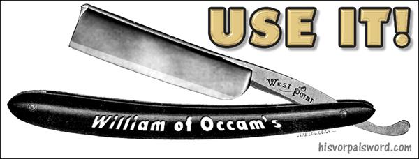 occams-razor-hw