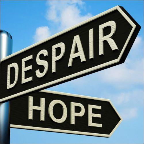 Despair Or Hope