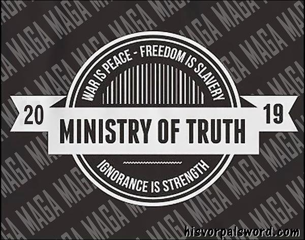 1984 2019 MAGA ministry