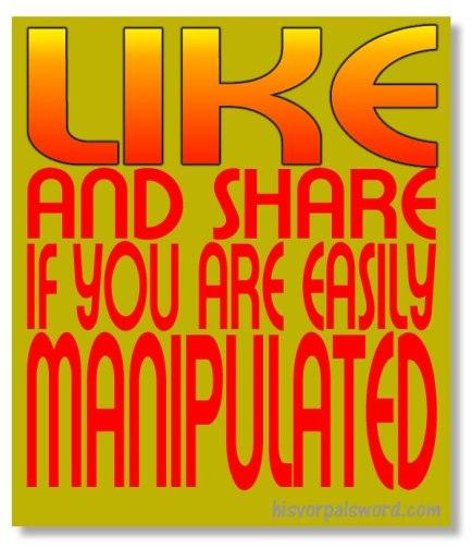 manipulated share