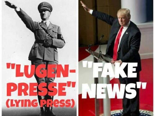 lugen presse fake news